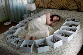 stoker 18 pairs of shoes